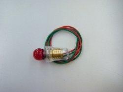 画像1: ■ミネシマ  3V 豆球セット (赤)