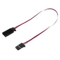 画像1: 【ネコポス可】 .  (302336)  (400mm) (大電流50芯タイプ) サーボ用延長コード